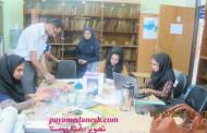 نمايشگاه مسابقه ايده ها و ابتکارهاي دانشجويي برگزار گرديد