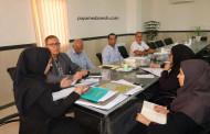 سیصد و شصت و یکمین جلسه هم اندیشی کارکنان دانشگاه آزاداسلامی اوز برگزار شد