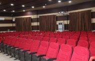 ظرفیت تالار سینما فردوسی دانشگاه آزاد اسلامی برای تماشای بازی بین تیم های فوتبال ایران و پرتغال تکمیل شد