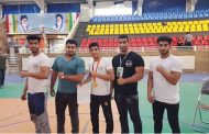 دانشجویان دانشگاه آزاد اسلامی اوز در مسابقات مچ اندازی قهرمانی کشور درخشیدند