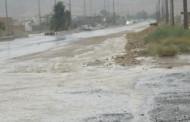 21 میلی متر بارش باران در سومین و چهارمین بارندگی سال ۱۴۰۰ اوز