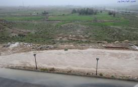 در باران 13 ام اوز میزان ریزش از مرز 200 میلی متر گذشت