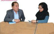 گفتگو با احمد خضري؛ فعال فرهنگي و رسانهاي و دبير هيأت امناي دانشگاه