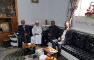 تشکیل هیات امناء ۱۰۰ امام(ره) بنیاد مسکن در اوز