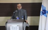 ابراز همدردی مشاور ریاست عالیه دانشگاه آزاد اسلامی با بانی دانشگاه