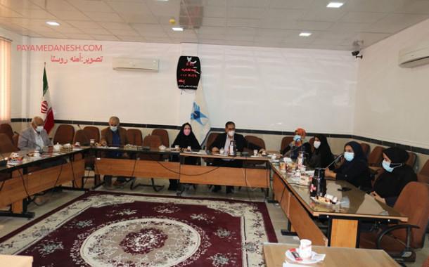 بخشدار مرکزی شهرستان اوزدر دانشگاه آزاد اسلامی شفاف گویی و انتقاد را از مصادیق سازندگی برشمرد
