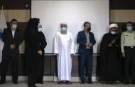 اهدای لوح کشوری و شهرستانی به 8 مدیر شهرستان در نشست شورای اداری شهرستان اوز