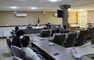 با حضور فرماندار ستاد بزرگداشت هفته دفاع مقدس شهرستان اوز درنشست شورای فرهنگ عمومی تشکیل شد