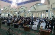 بزرگداشت هفته وحدت، نماد همدلی شیعه و سنی در اوز(گزارش عبدالرحمان صالح)