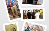 بازدید توریست های چینی و سوئیسی از موزه مردم شناسی اوز