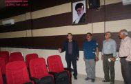 بانی بیمارستان راهپیما در دانشگاه آزاد اسلامی اوز