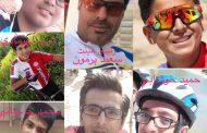 دوچرخه سواران نوجوان اعزامی به المپیاد کشوری برگزیده شدند