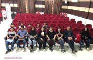 گروه دانش آموزی آتیه سازان در دانشگاه آزاد اسلامی اوز