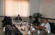 چهارصد و سیزدهمین جلسه هم اندیشی کارکنان دانشگاه آزاد اسلامی اوز برگزار شد