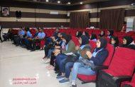 برگزاری کارگاه آموزشی داوری فوتسال در تالار فردوسی دانشگاه آزاد اسلامی اوز