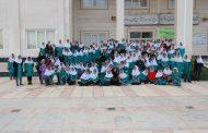 حضور گرم دانش آموزان مدرسه حق شناس در سینما فردوسی اوز