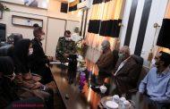 فرمانده نیروی انتظامی شهرستان اوز در دیدار صمیمانه با هیأت دانشگاه آزاد اوز: در گسترش امنیت و رفاه جامعه تلاش خواهم کرد