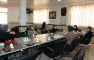 چهارصد و بیست و دومین جلسه هم اندیشی کارکنان دانشگاه برگزار شد
