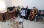 با ادارات تازه تاسیس شهرستان تعامل و پشتیبانی داشته باشیم به قلم عبدالرحمان صالح