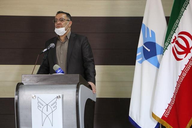 رییس دانشگاه آزاد اسلامی استان فارس: در این روزها شور و هیجان در فضای انتخاباتی بایستی حفظ و مردم به مشارکت گسترده دعوت شوند