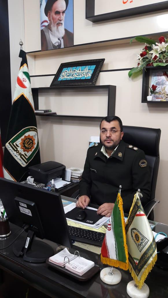 فرمانده انتظامی شهرستان اوز: باندی از سارقین موتورسیکلت شناسایی و دستگیری شدند
