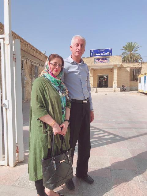 تبریک ازدواج به دانش آموخته دانشگاه آزاد اسلامی مرکز اوز