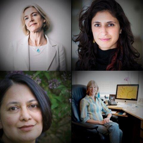 با ۴ دانشمند زن تاثیرگذار عصر حاضر آشنا شوید