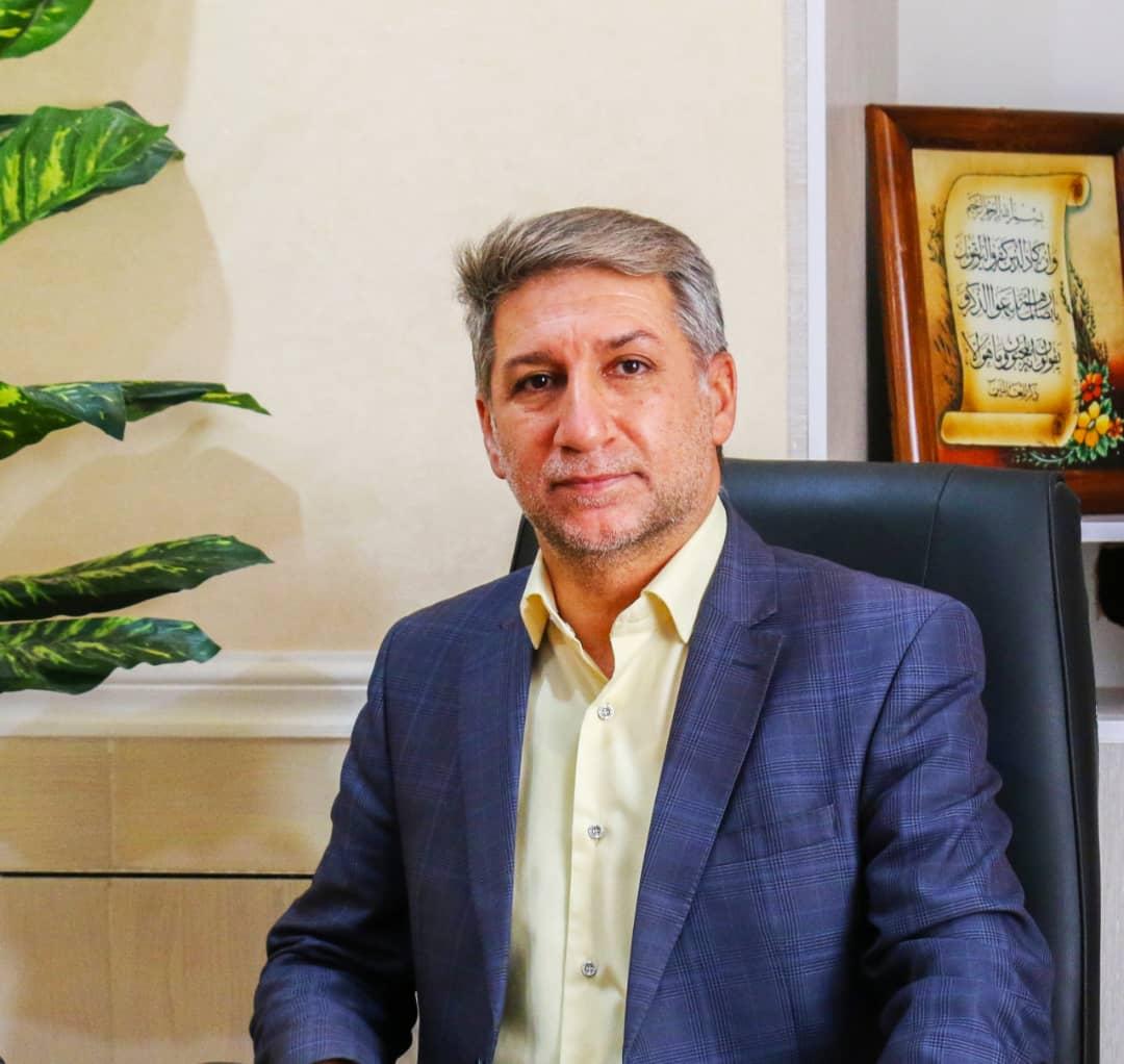 رئیس اداره تعاون، کار و رفاه اجتماعی لارستان جانشین رئیس این اداره در اوز مدیر برتر سال 1399