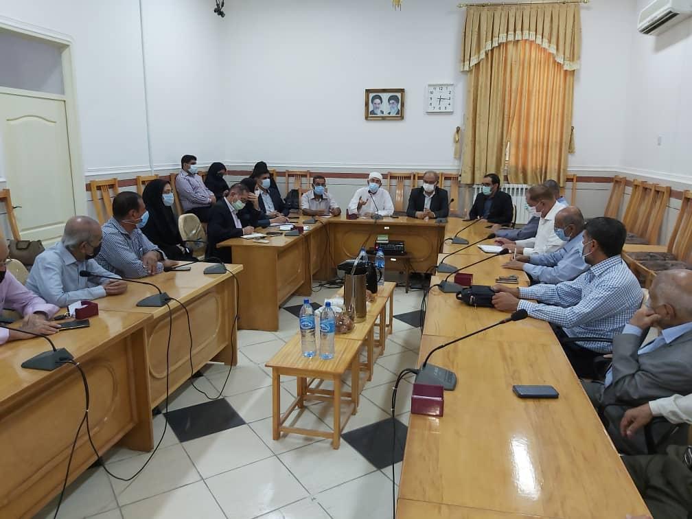 استقبال دعوت شدگان به فراخوان شورای اسلامی اوز برای گفتگو و تعالی شهر
